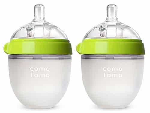 comotomo anti-colic bottles