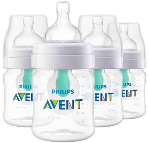 philips avent anti-colic bottles