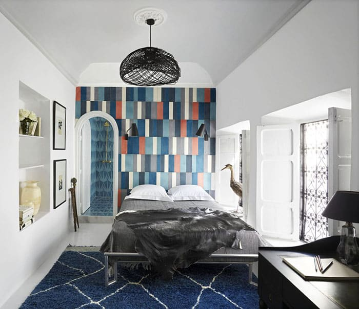 27 Funky Geometric Designs To Paint On The Wall In Your Boy S Room