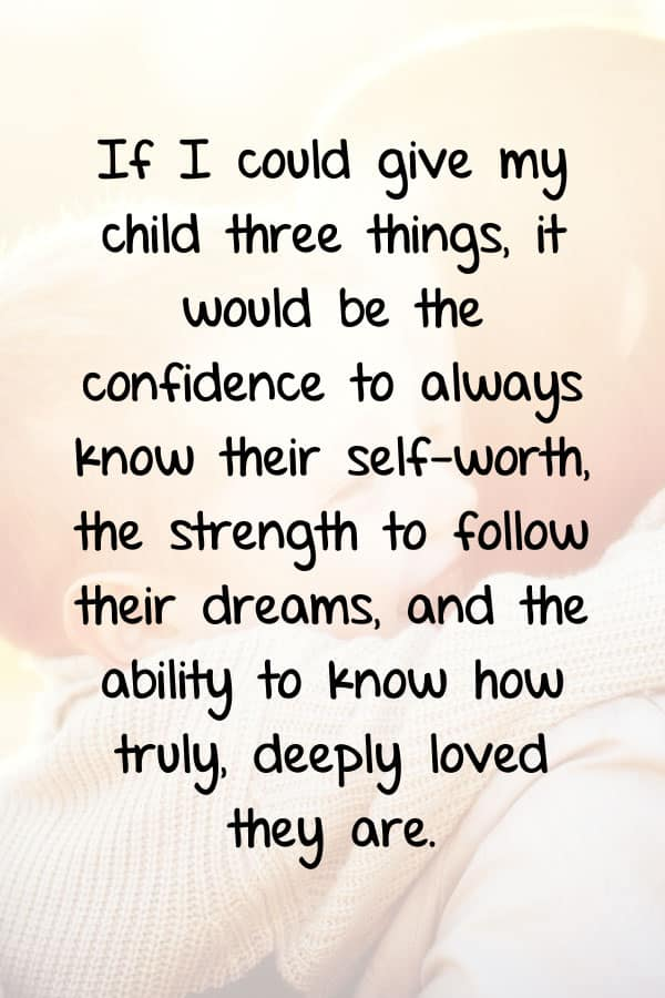 48 Beautiful Quotes About Loving Children for Mushy Parents Quotes Love For Children